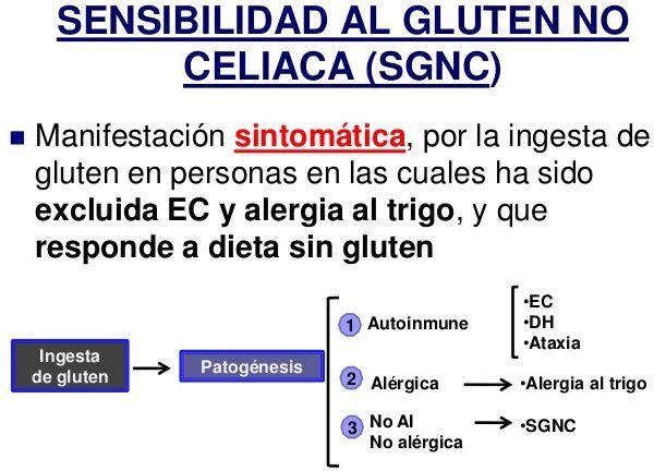 gluten-no celiaca