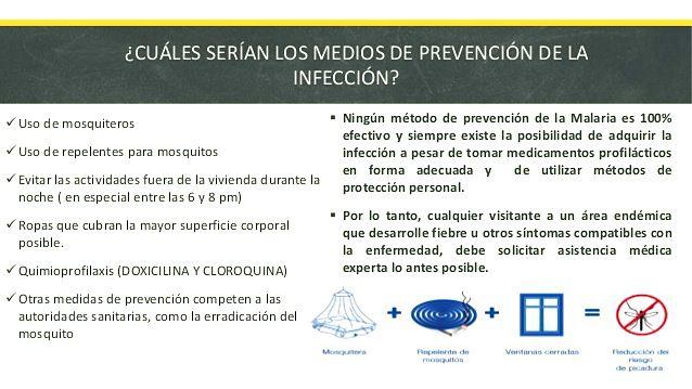 prevenir malaria
