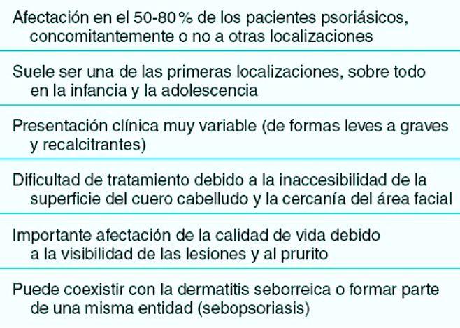 A la psoriasis es necesario curar el intestino