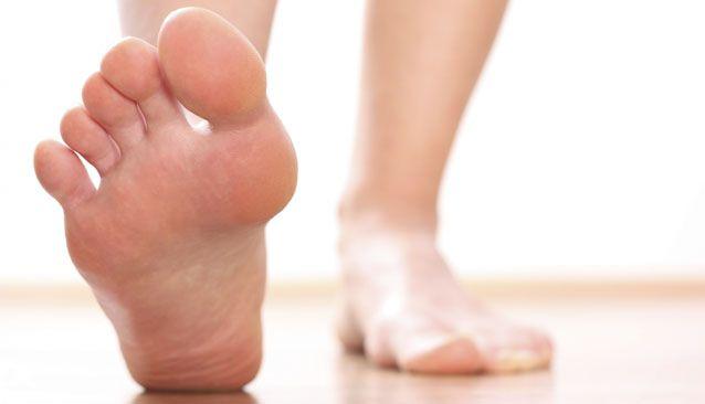 dedos pies