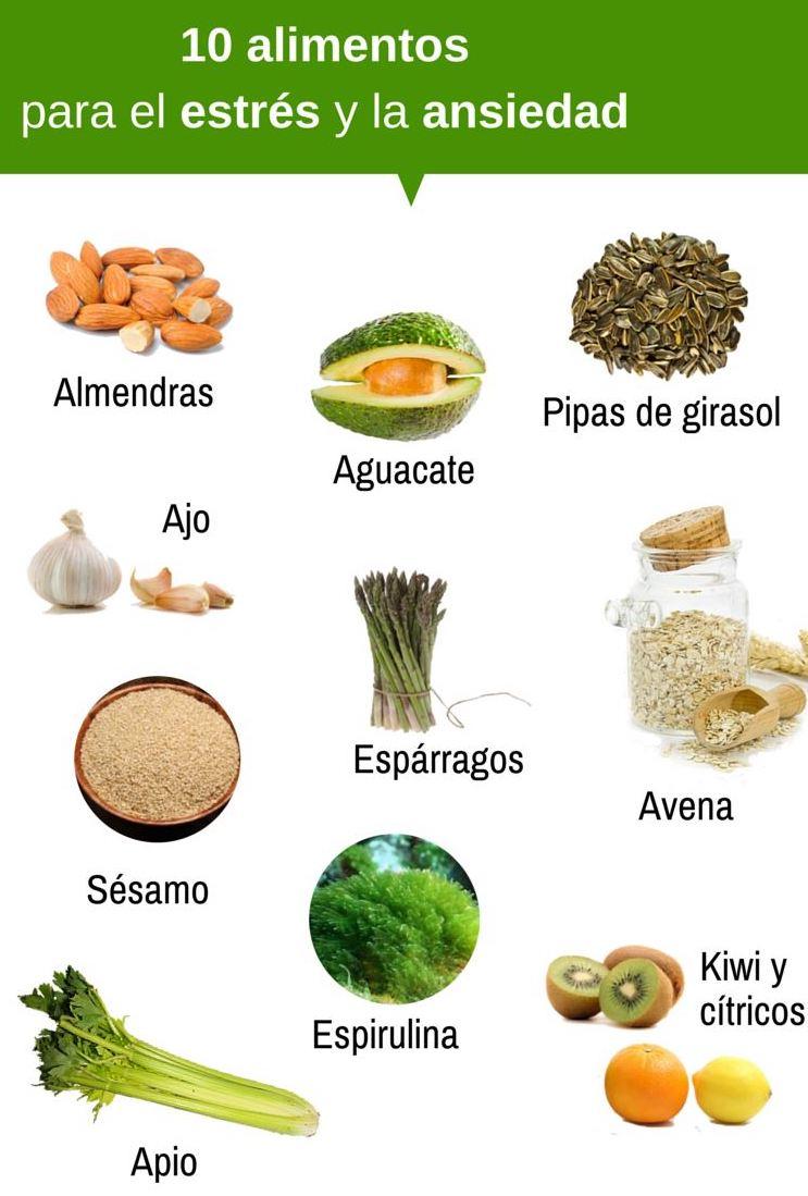 Alimentos que ayudan a calmar la ansiedad blog de farmacia - Alimentos que evitan el cancer ...