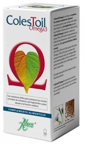 Aboca Colestoil Omega 3 100 cápsulas