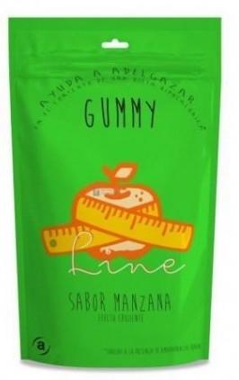 Actafarma Gummy Line Sabor Manzana 42 unidades