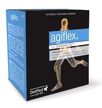 Dietmed Agiflex 40 cápsulas