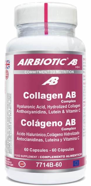 Airbiotic Colágeno AB Complex 60 cápsulas