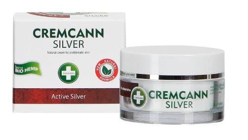 Annabis Cremcann Silver Crema Facial 15ml