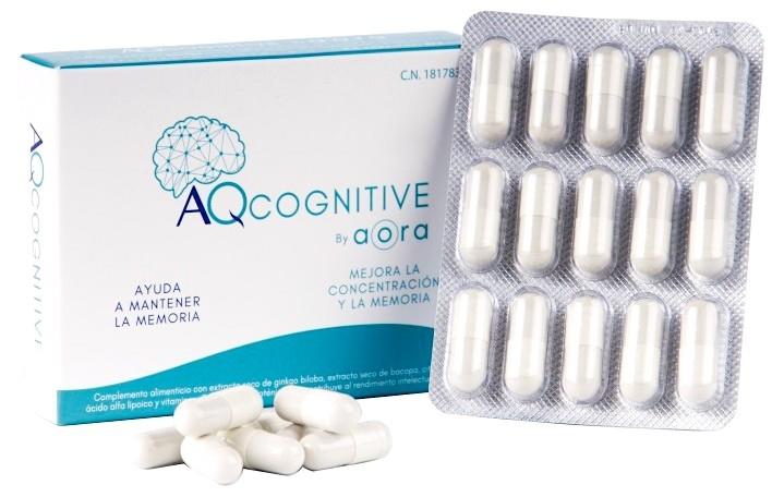 Aora Aqcognitive 30 cápsulas