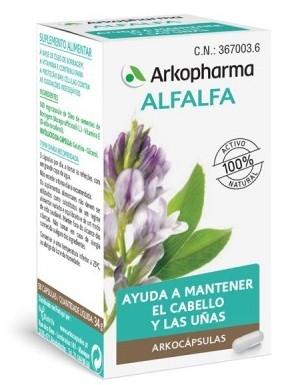 Arkopharma Alfafa 45 Arkocápsulas