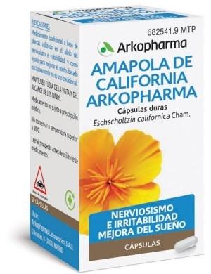Arkopharma Amapola de California 50 Arkocápsulas