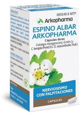 Arkopharma Espino Albar 48 Arkocápsulas