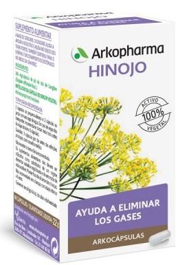 Arkopharma Hinojo 45 Arkocápsulas