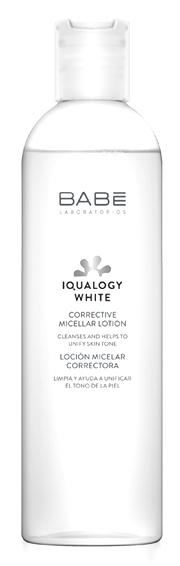 Babe Iqualogy White Loción Micelar Correctora 250ml