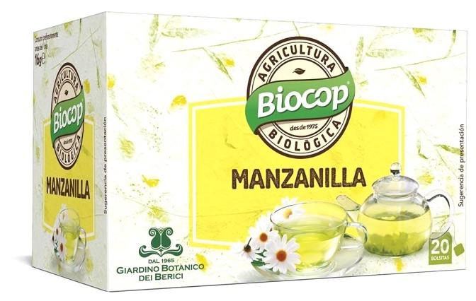 Biocop Manzanilla Infusión Bio 20 bolsitas