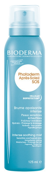 Bioderma Photoderm After Sun SOS Bruma Refrescante 125ml