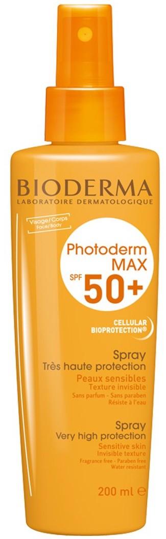 Bioderma Photoderm MAX Spray SPF50+ UVA33 200ml