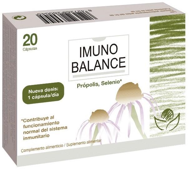 Bioserum Imunobalance 20 capsulas