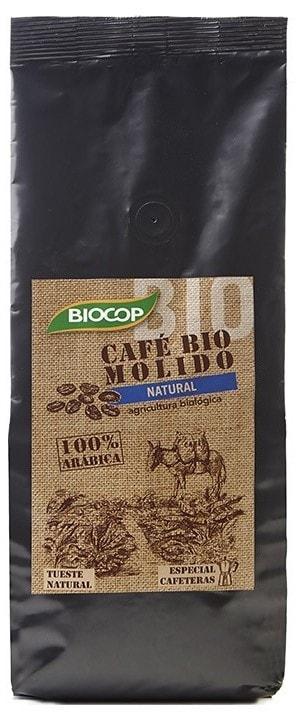 Biocop Cafe Molido Natural 100% Arabica Bio 500gr