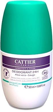 Cattier Desodorante Roll-On 24h 50ml