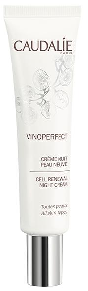 Caudalie Vinoperfect Crema de Noche Piel Nueva 40ml