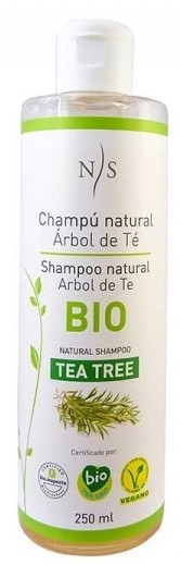 Nirvana Spa Champú Arbol del Te 250ml