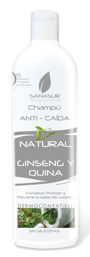 Sanasur Champú Anticaida 500ml