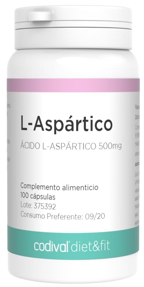 Codival L-Aspartico 100 comprimidos