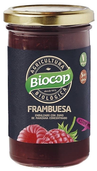 Biocop Compota Frambuesa Bio 280gr