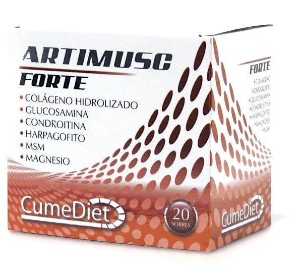 Cumediet Artimusc Forte 20 sobres