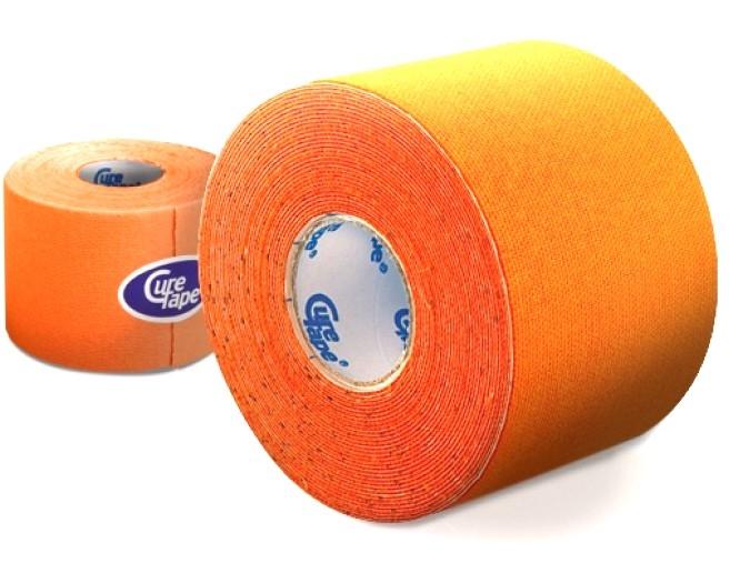 Cure Tape naranja vendaje neuromuscular 5cmx5m
