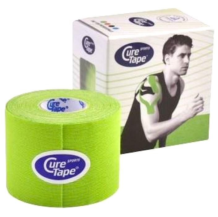 Cure Tape Sports Verde Vendaje Neuromuscular 5cmx5m