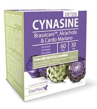 Dietmed Cynasine Detox 60 cápsulas