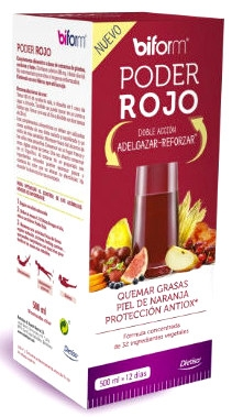Dietisa Biform Poder Rojo 500ml
