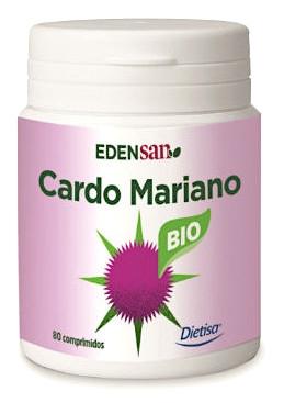 Dietisa Edensan Cardo Mariano 80 comprimidos