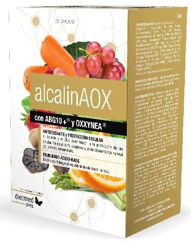 Dietmed Alcalinaox 30 cápsulas