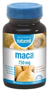 Dietmed Maca 750mg 60 comprimidos