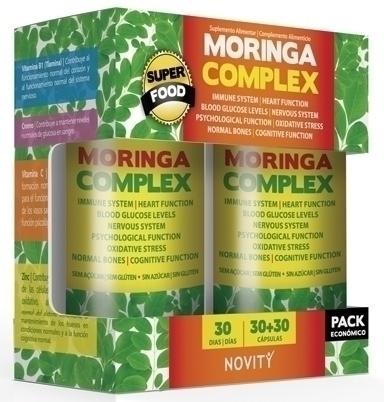 Dietmed Moringa Complex Pack 30 + 30 cápsulas