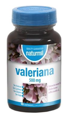 Naturmil Valeriana 500mg 90 comprimidos