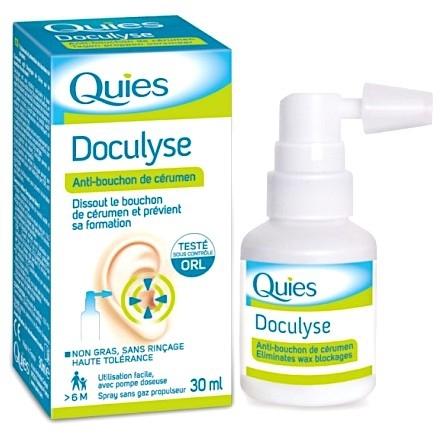 Quies DoculySe Spray Anti-Tapones de Cera 30ml