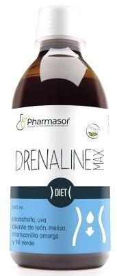 Pharmasor Drenaline Max Jarabe 500ml
