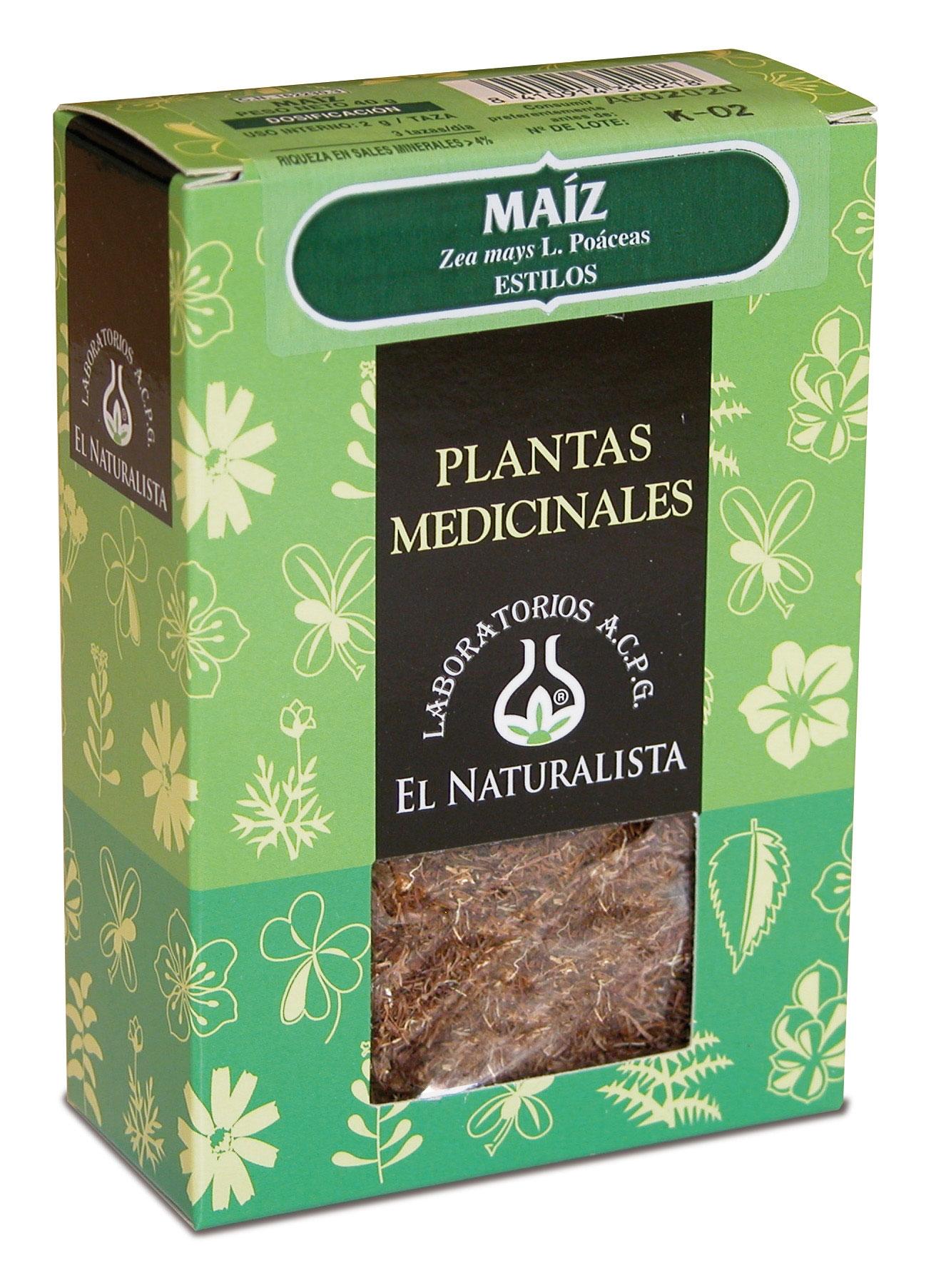 El Naturalista Maiz Planta 40gr