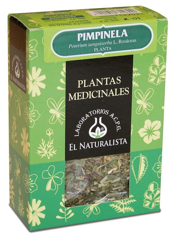 El Naturalista Pimpinela Planta 55gr