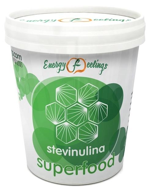 Energy Fruits Stevinulina Tarrina 250g