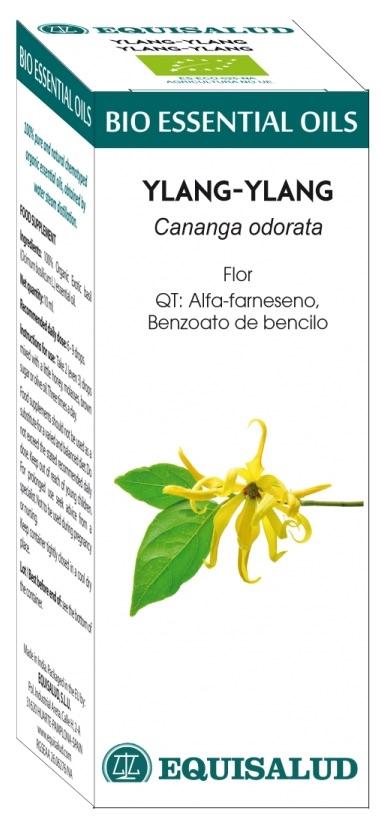Equisalud Bio Essential Oil Ylang Ylang 10ml