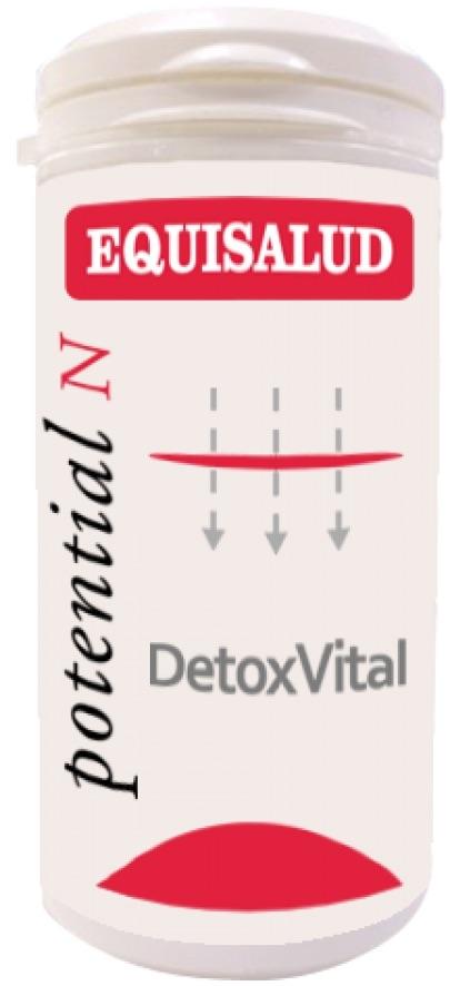 Equisalud DetoxVital 60 cápsulas