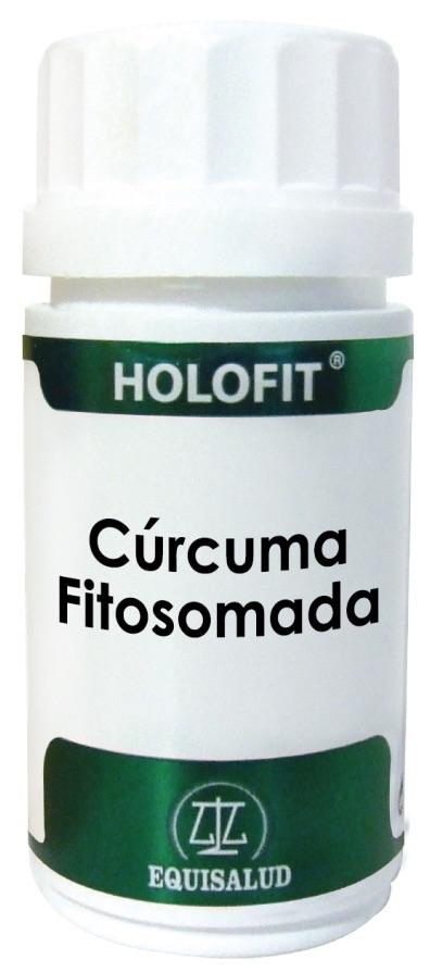 Equisalud Holofit Cúrcuma Fitosomada 50 cápsulas