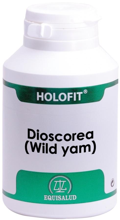 Equisalud Holofit Dioscorea 180 cápsulas