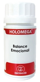 Equisalud Holomega Balance Emocional 50 cápsulas