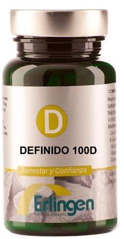 Erlingen Base Definido 100D 60 comprimidos
