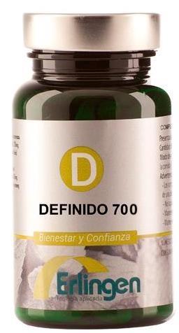 Erlingen Base Definido 700 60 comprimidos