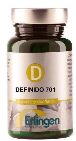 Erlingen Base Definido 701 60 comprimidos